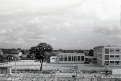 Tarnobrzeg, Szkołą Podstawowa nr 5 w budowie, lata siedemdziesiąte