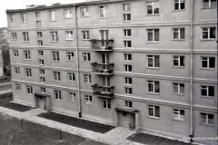 Tarnobrzeg, bloki przy ul. H. Dekutowskiego, lata siedemdziesiąte