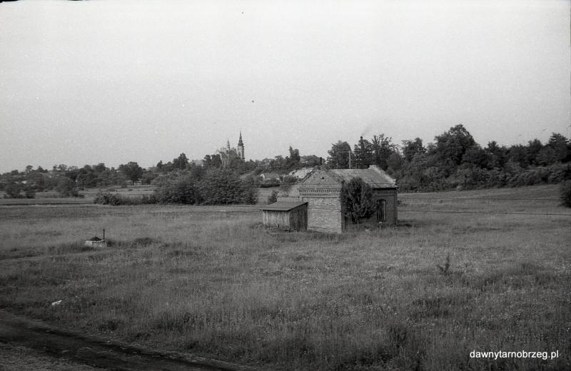 Tarnobrzeg,  nad Wisłą , II połowa lat sześćdziesiątych