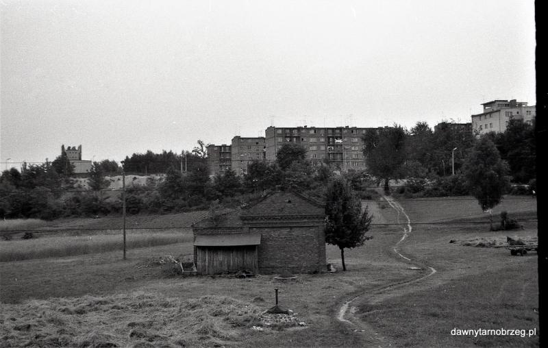 Tarnobrzeg-nad Wisłą, II połowa lat sześćdziesiątych