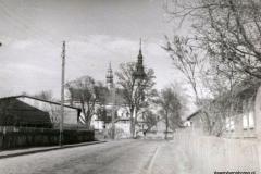 Ulica StanisławaJachowicz, lata trzydzieste