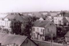 Ulica Adama Mickiewicza, lata pięćdziesiąte