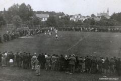Stadion , rok 1944