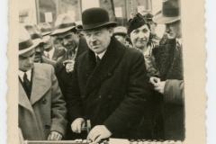 Sztandar Cechu Rzemiosł Chrześcjanskich 1938 r.