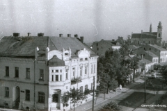 ul. Adama Mickiewicza, rok 1958