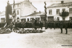Rynek, rok 1935