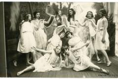 """Przedstawienie """"Wiosna"""", rok 1935"""