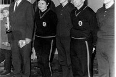 Reprezentacja województwa rzeszowskiego w tenisie stołowym w latach sześćdziesiątych