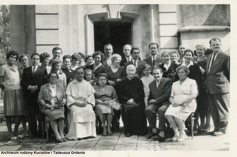 1963 Chór parafialny w Tarnobrzegu (lata 60-te)