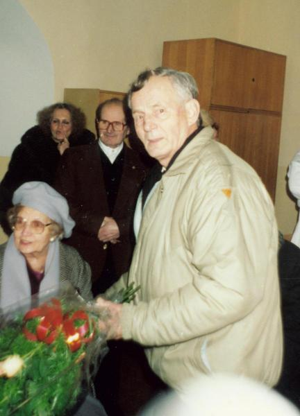1997 Chór parafialny w Tarnobrzegu