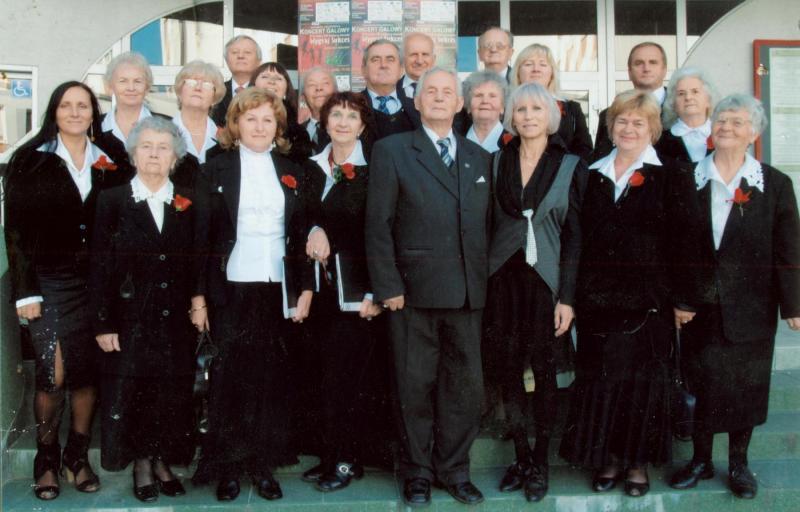 2010 Chór parafialny w Tarnobrzegu