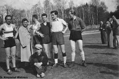 Stadion sportowy w Tarnobrzegu 1940 r.